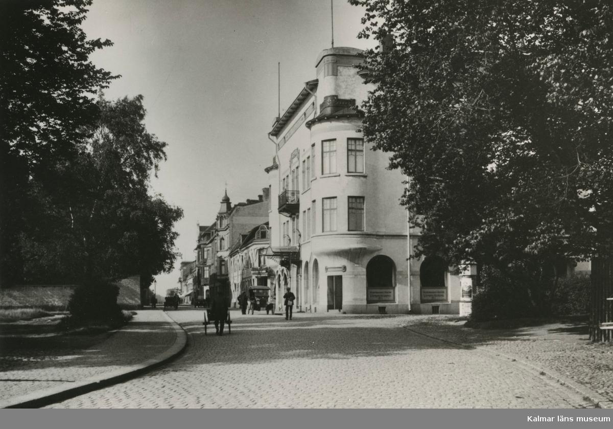 Odd Fellowhuset, Ölandsgatan.