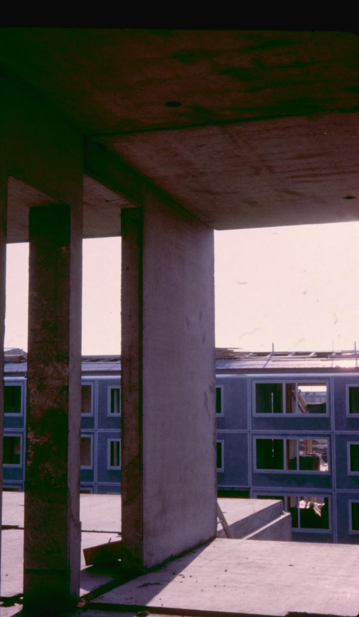 Bilder från arbetsplatsen omkring 1967-68.