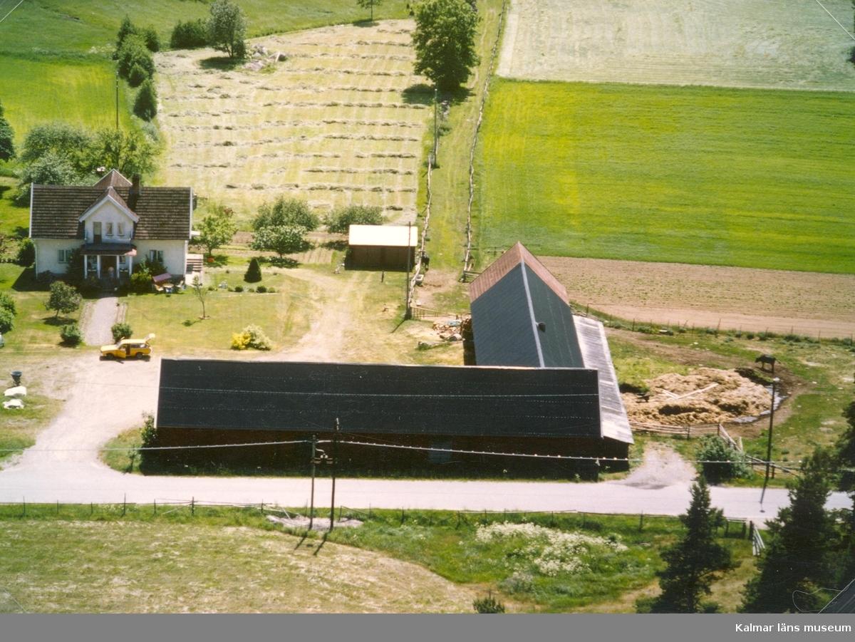 En gårdsmiljö i Luvehult.
