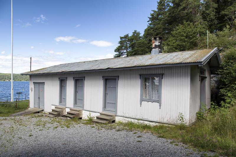 """Uthuset på """"Uranienborg"""". (Foto/Photo)"""