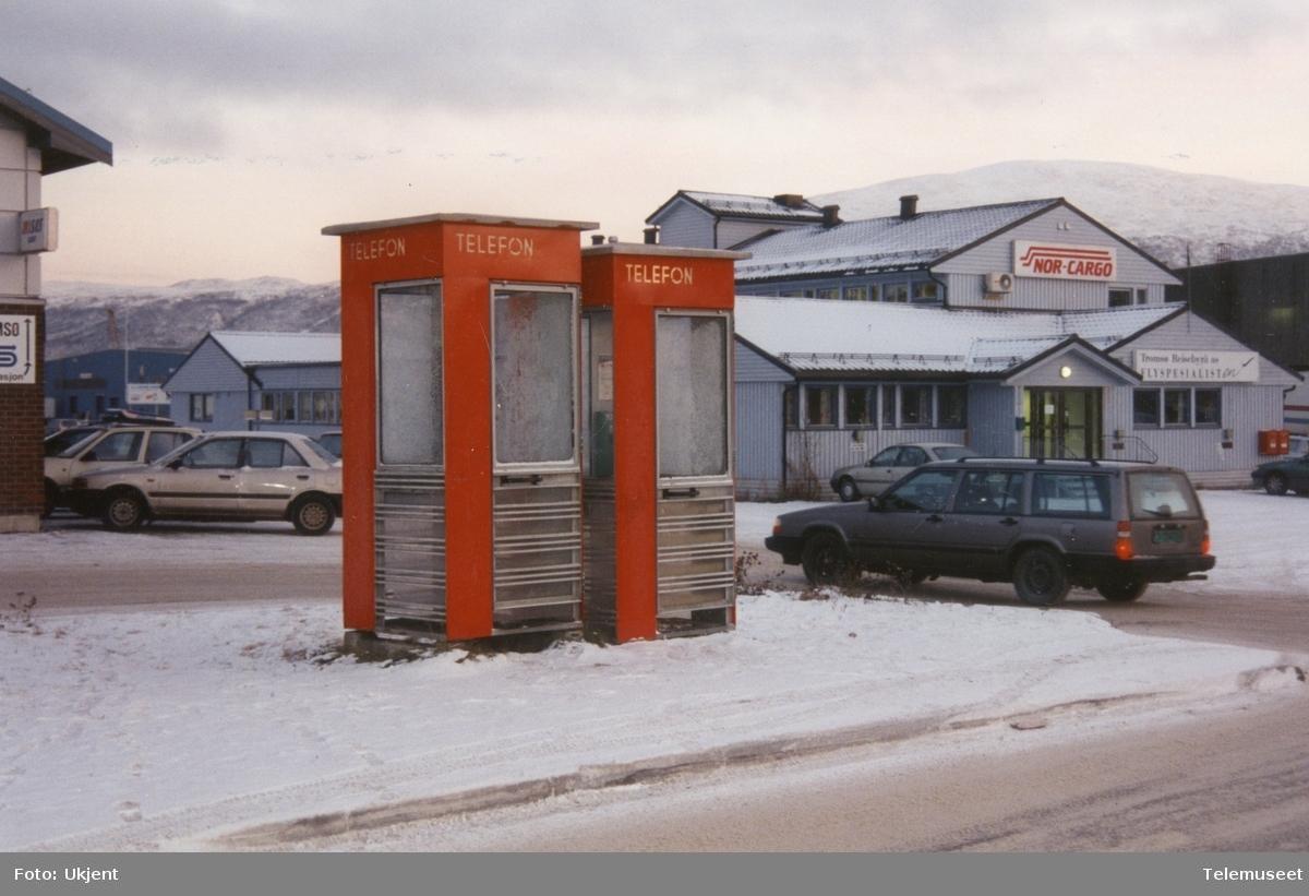 Telefonkiokser i Tromsø