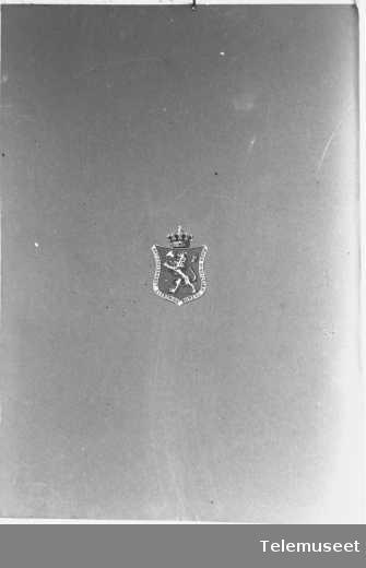 Elektrisk Bureaus våpen, emblem, varemerke.