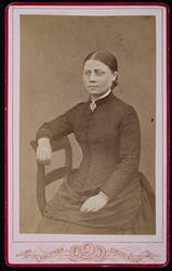 Portrett Nina Vaaler.