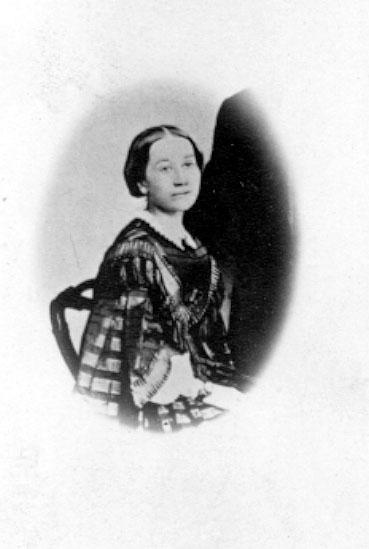 Doktorinnan Hedda Svedmark Född Torin Borås.
