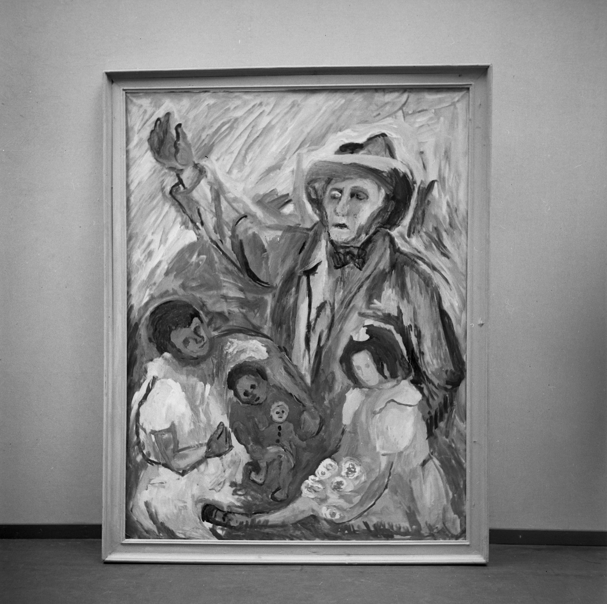 Kunstmaler John Paulsen