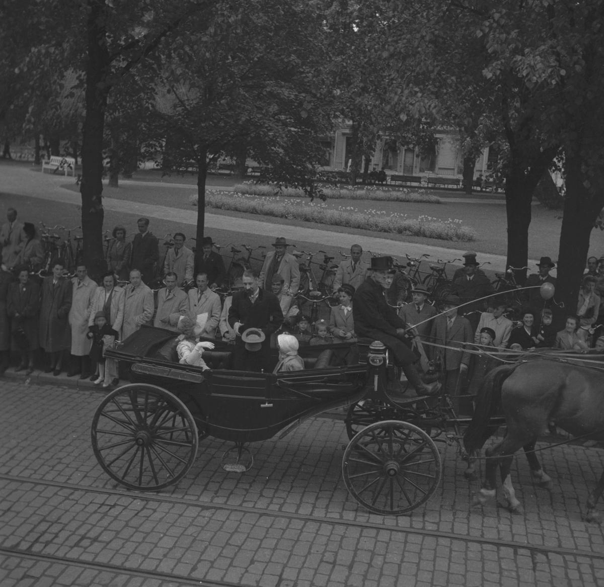 Barnens Dag. 1947