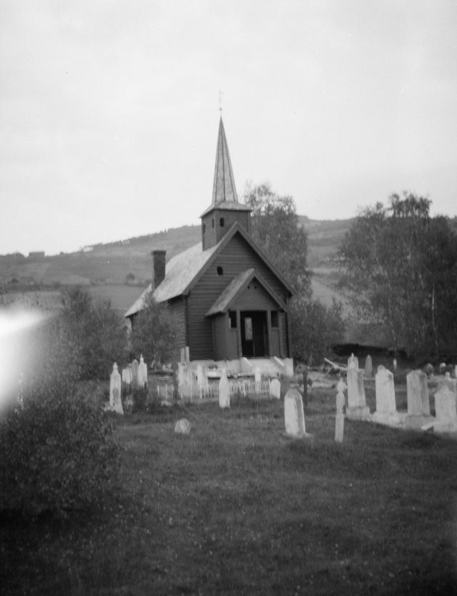 Sødorp kapell, Nord Fron. Sto ferdig i 1929.