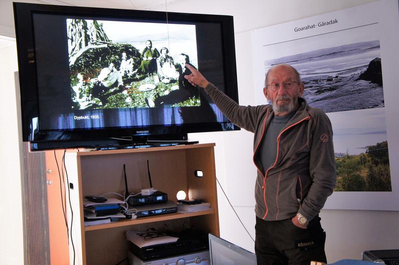 Sjøsamisk kompetansesenter i Indre Billefjord arrangerte slektstreff