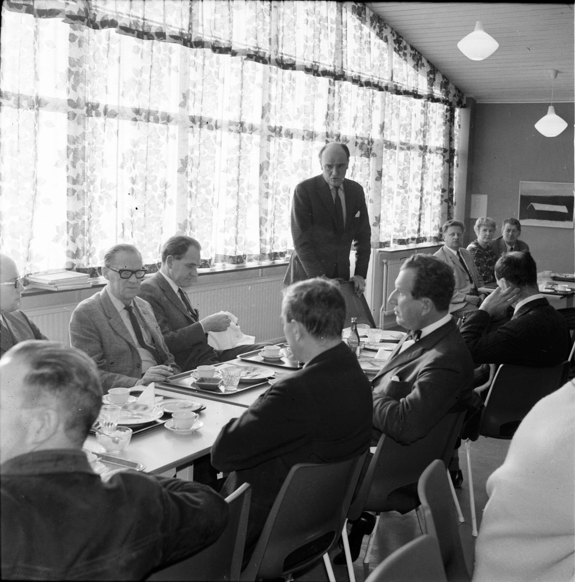 Arbrå, Konst i arbetsmiljö, Arbrå verkstad, November 1968