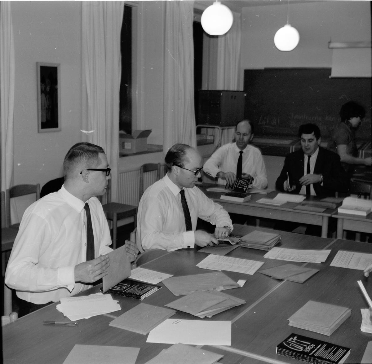 Arbrå, Hem och skola, Narkotikaaktion, 30 Januari 1969