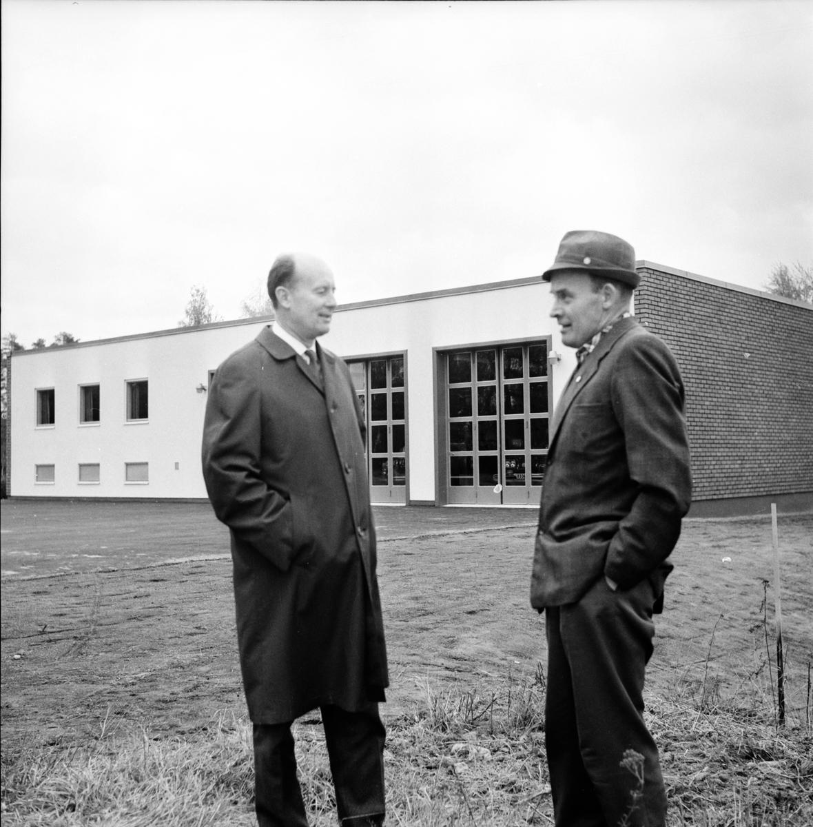 Arbrå, Rep. om brandkårer, 7 Oktober 1967