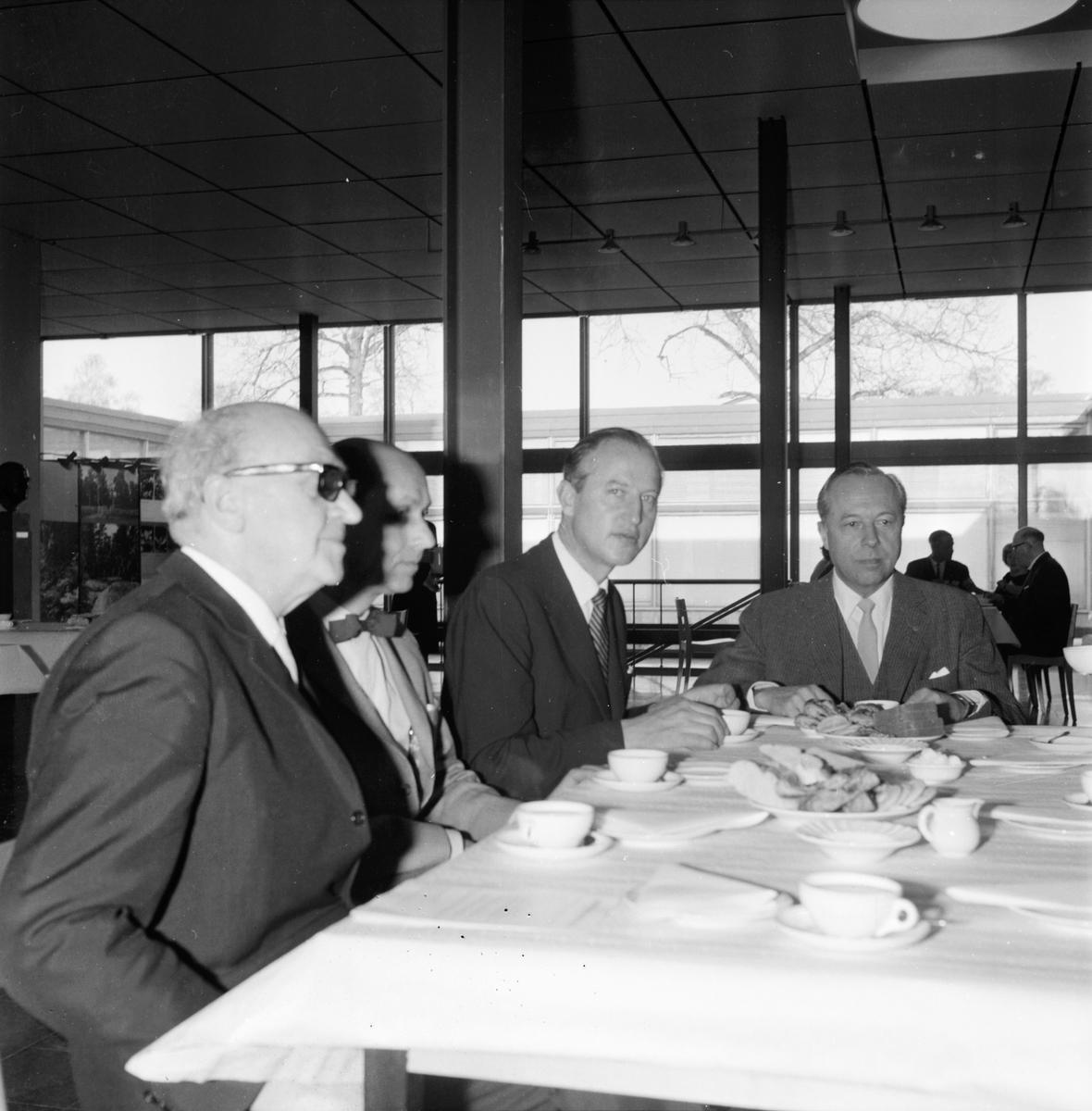 Polioförbundets årsmöte i Gävle. 14/5-1965