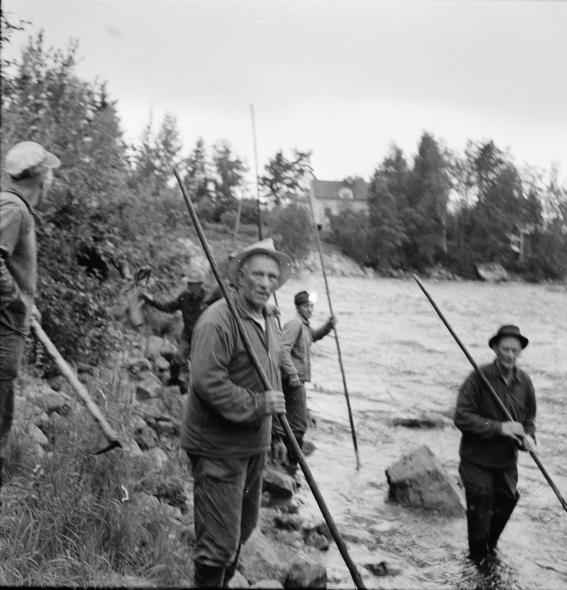 Runemo. Drunkningsolycka letandet 16/7-1966