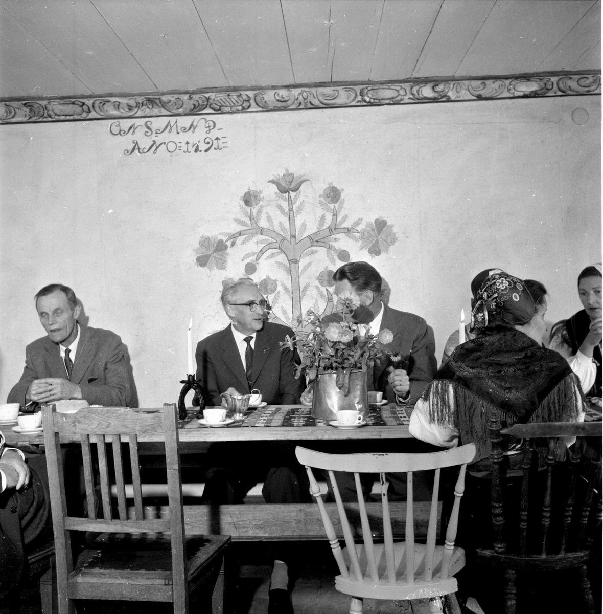 Hembygdsdag 4 sept 1961 Söderala