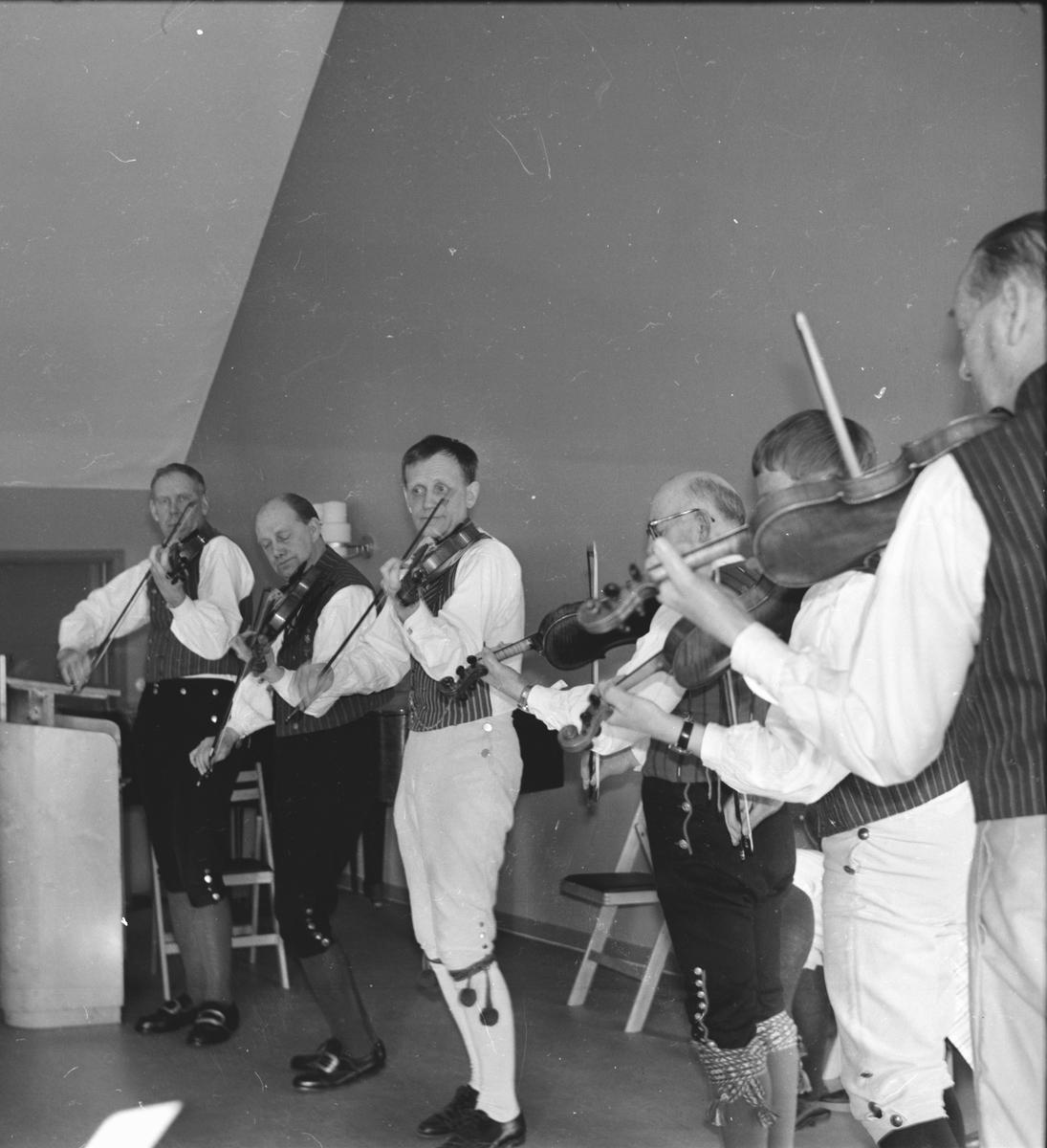 Spelmän på kulturkalaset, Bollnäs 7 april 1968