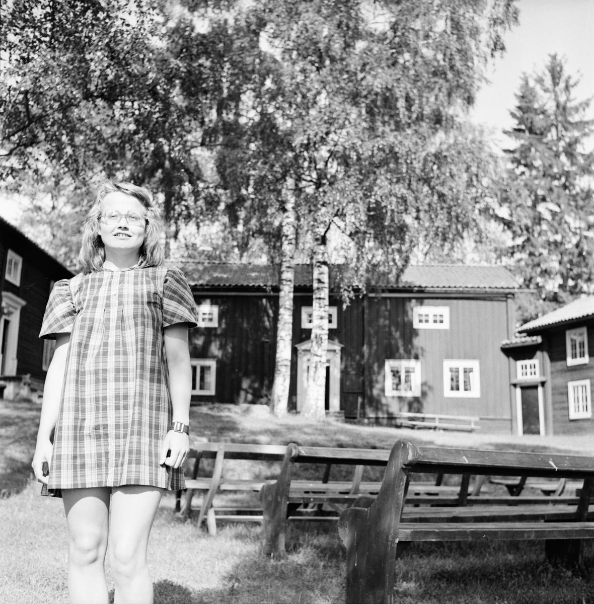 Turistbilder, Arbrå, juni 1972