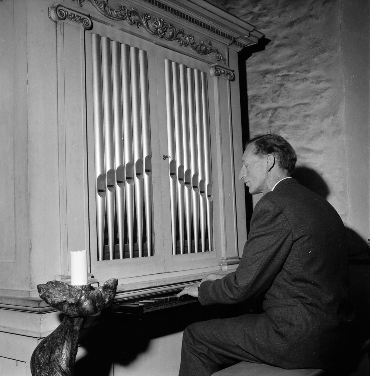 Kratte. Skogsvårdskolan. 9/10-1960