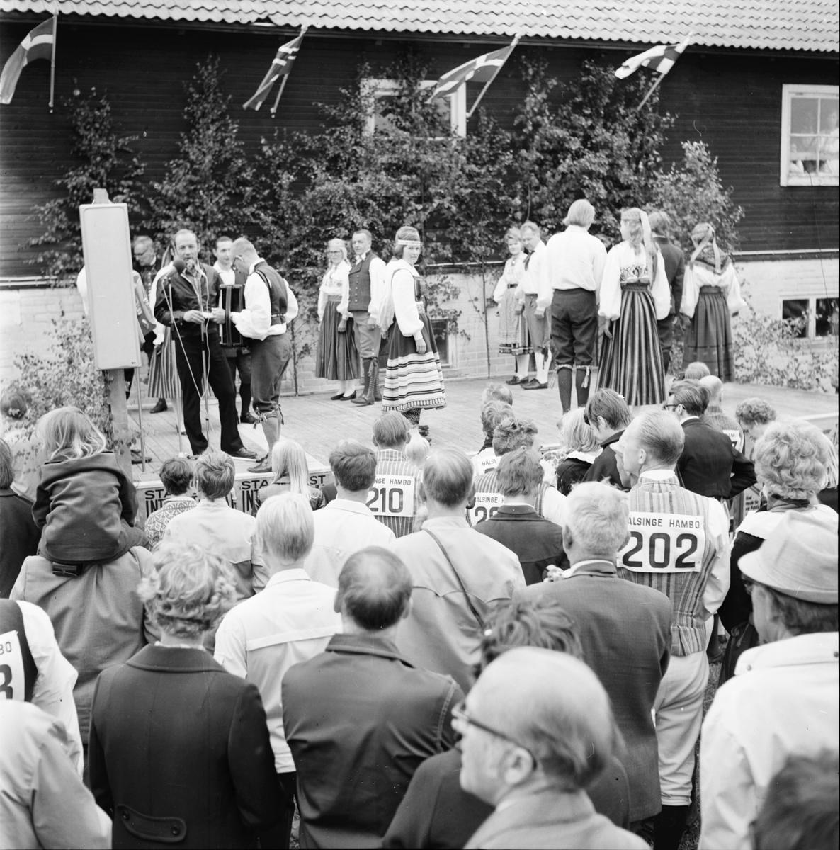 Arbrå, Hälsingehambon, 1970