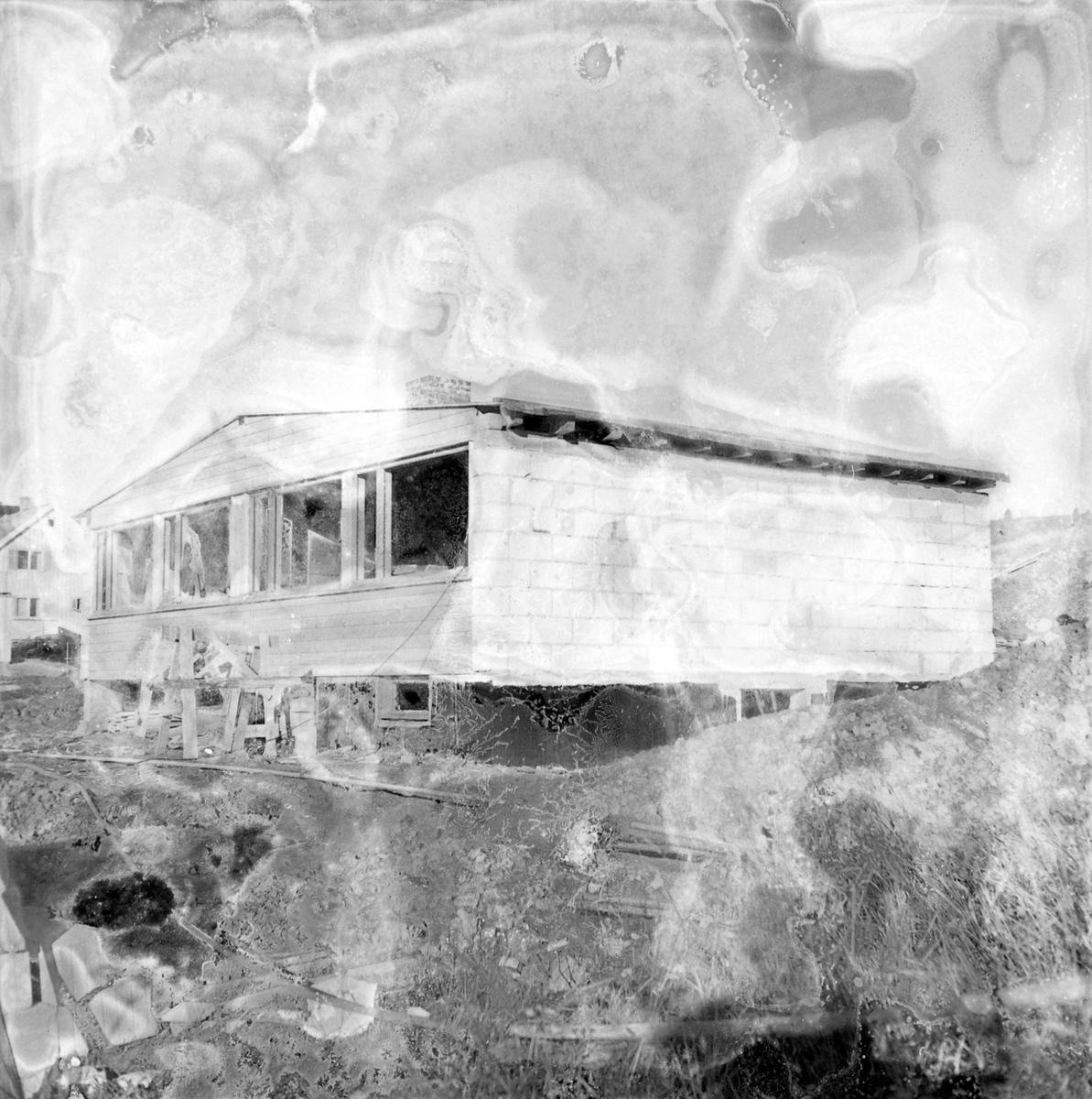 Arkitektstudentenes bygg ved Lerkendal