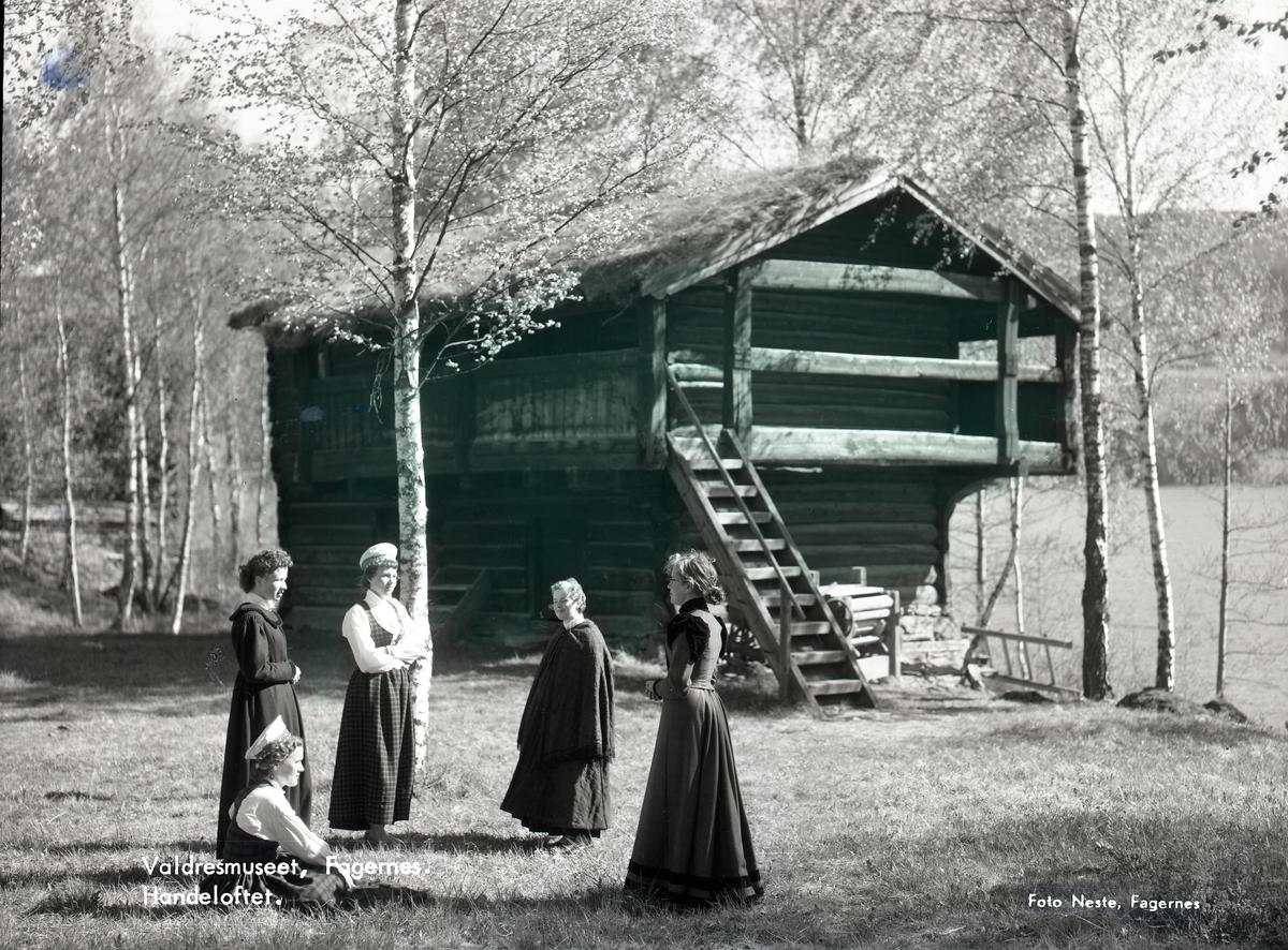 Handeloftet, Valdres Folkemuseum.