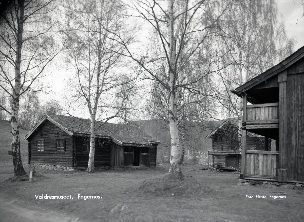 Stogo frå Skattebu, Valdres Folkemuseum.