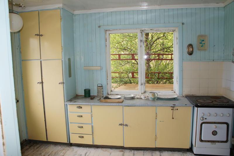 Kjøkken. Olderfjord
