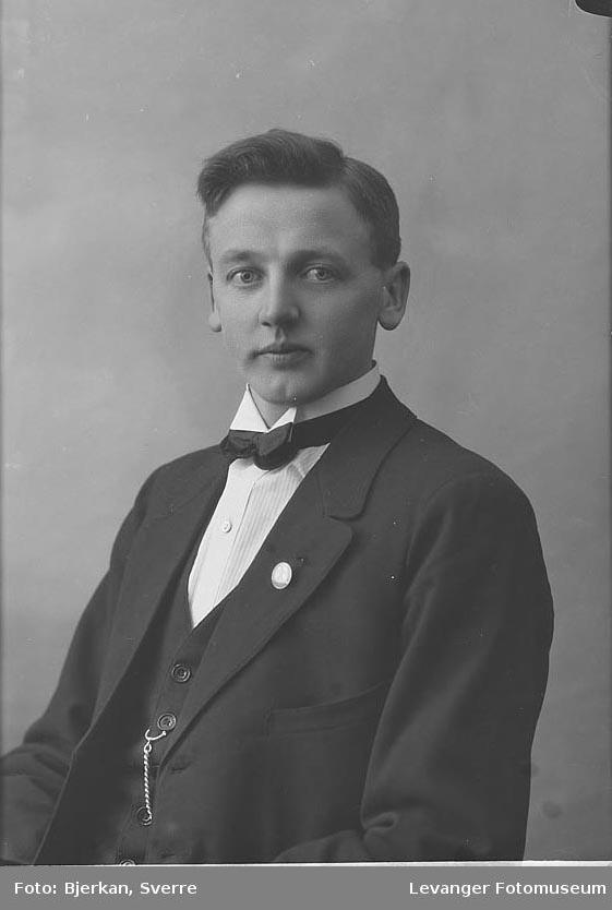 Portrett av Kvegnes M.