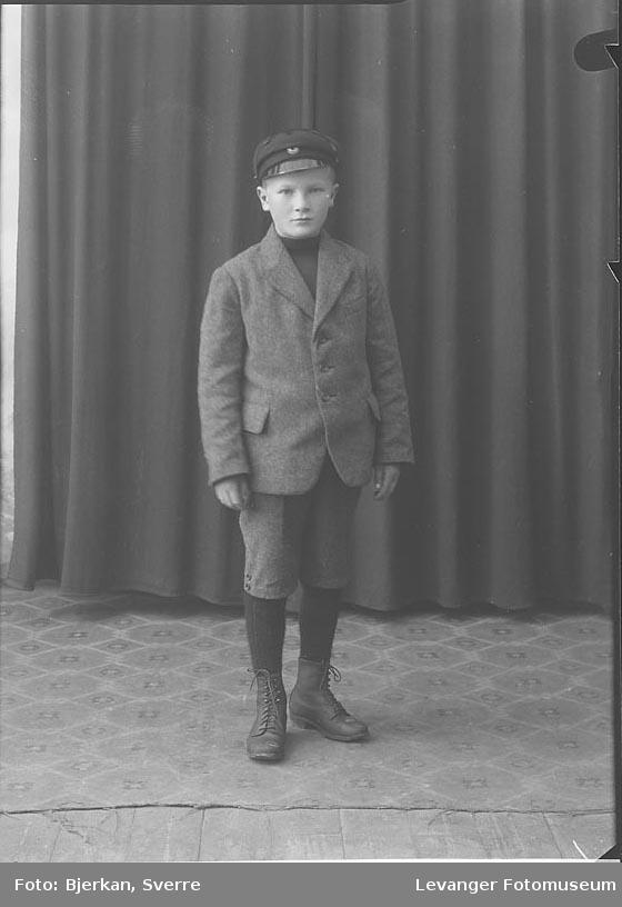 Portrett sv Hund Thorleif