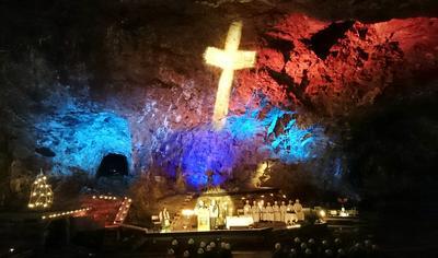 Lysmesse i Gammelgruva