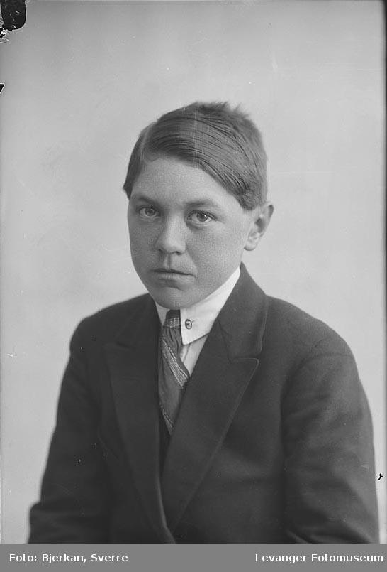 Portrett av Otto Våden