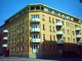 Wessels gate 15 – nybygg