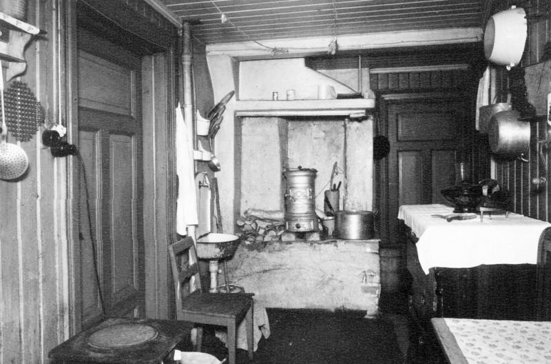 Gundas kjøkken