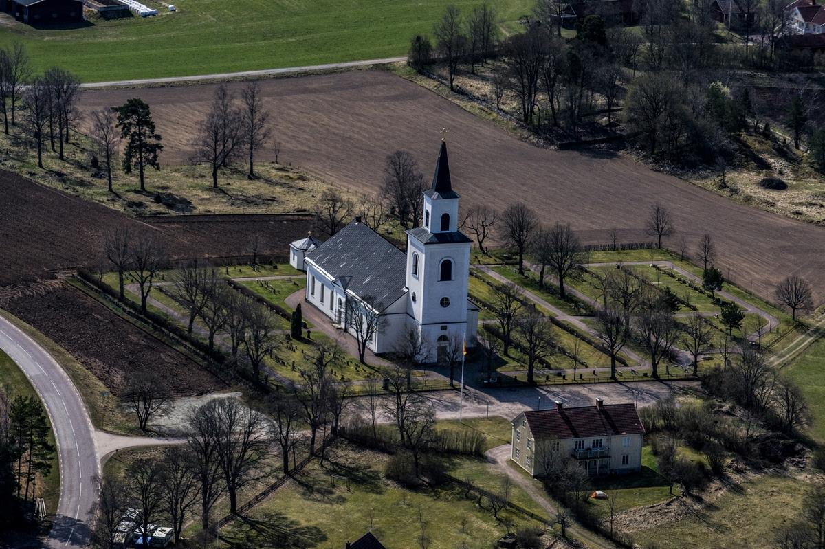 Norra Solberga kyrka - Wikiwand