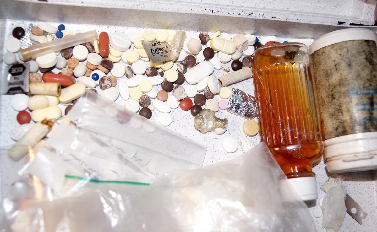 Narkotika