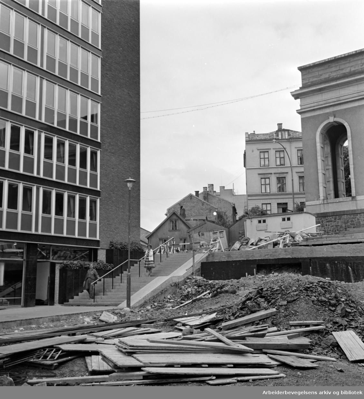 Schandorffsgate.August 1962