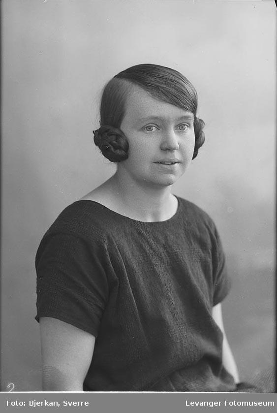 Portrett av Guri Åsløkk