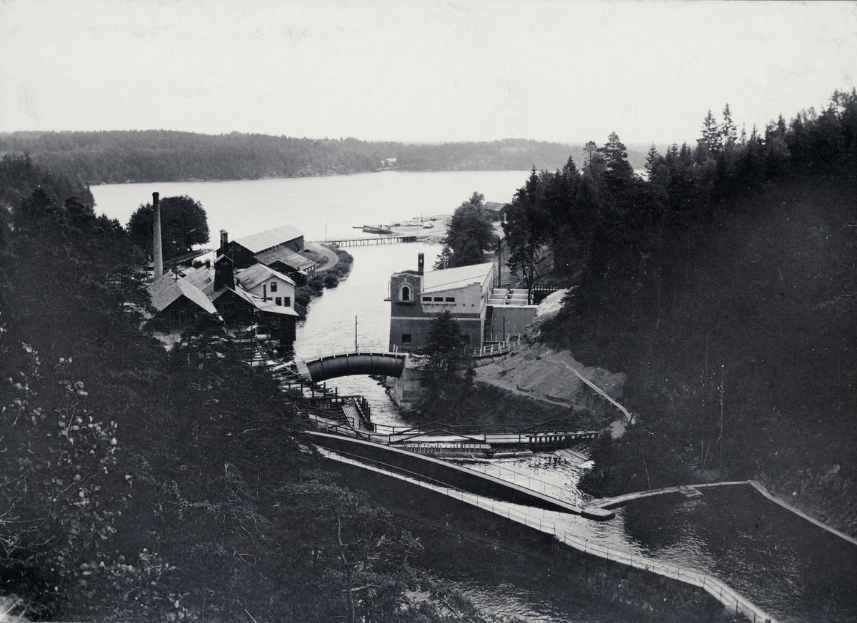 Dalsland, Akvedukten vid Håverud.