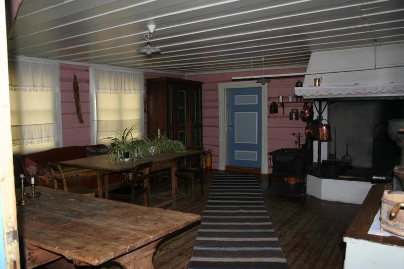 Kjøkkenet, Gjersøyen