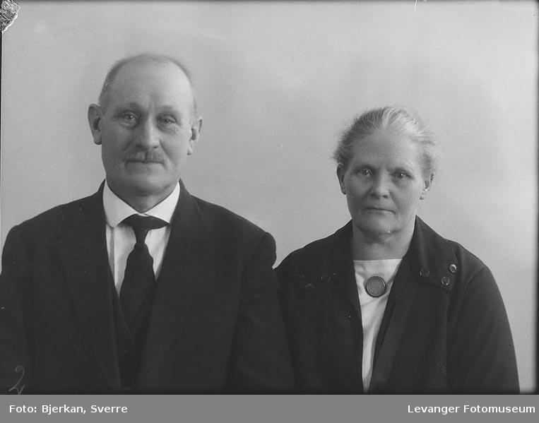 Portrett av Hultgren fornavn ukjent