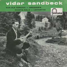 Vidar Sandbeck EP nr. 3 (Foto/Photo)