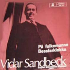 Vidar Sandbeck single nr. 21 (Foto/Photo)