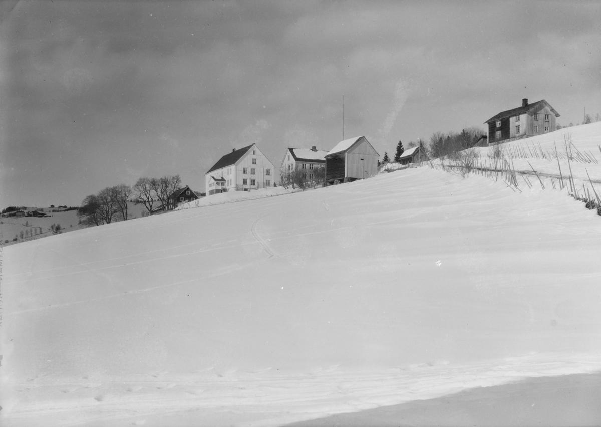 Waalen gård og pensjonat i Østre Gausdal.