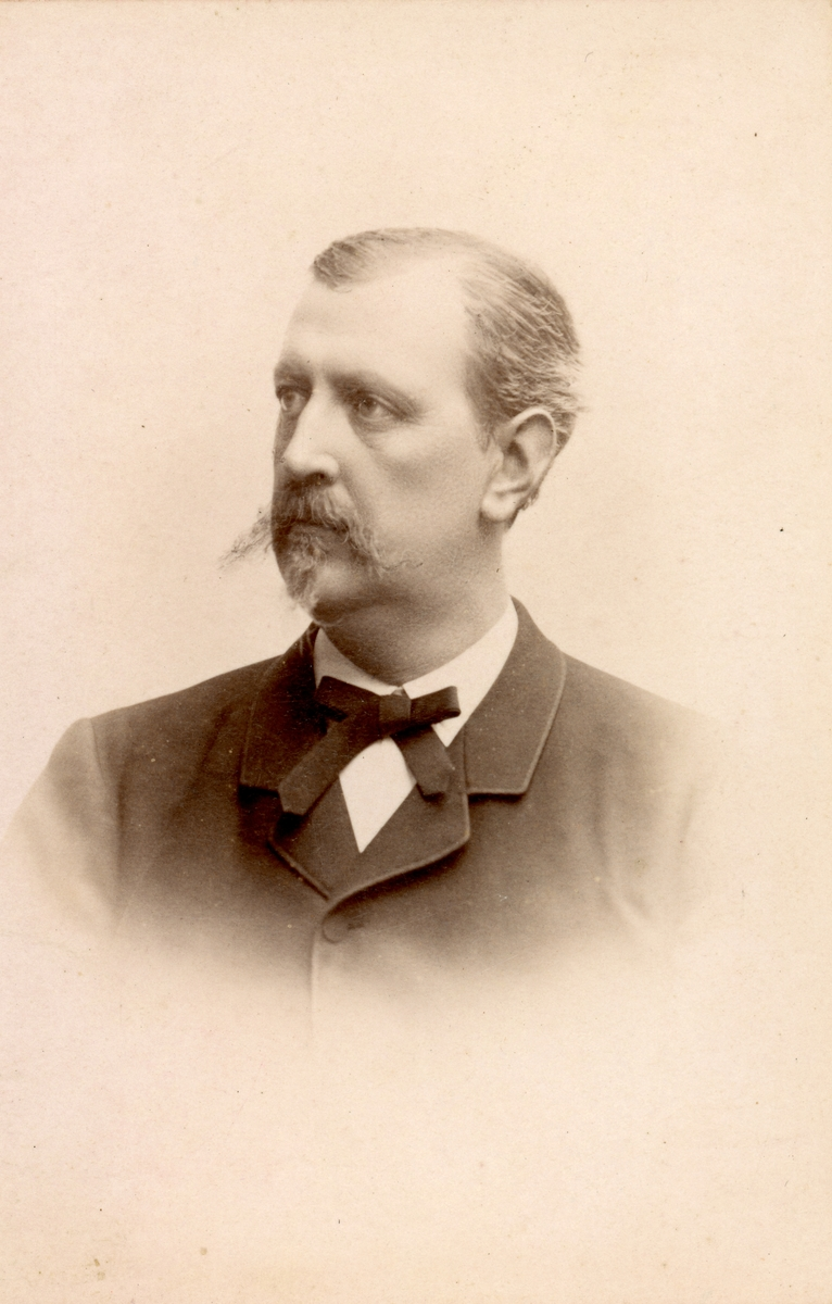 Styrman Gustaf Wilhelm Hugo Örbom.