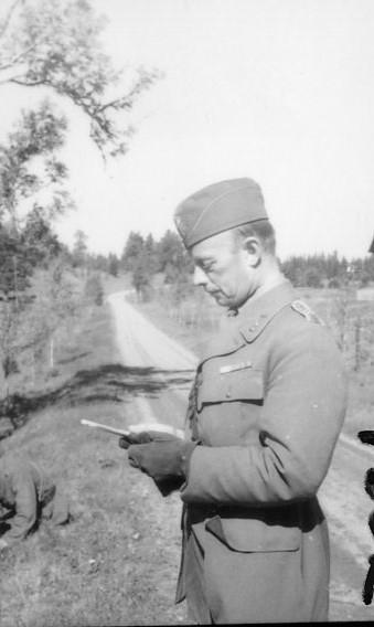 ŏrmann, överste, A 6. Artillerifälttävlan.