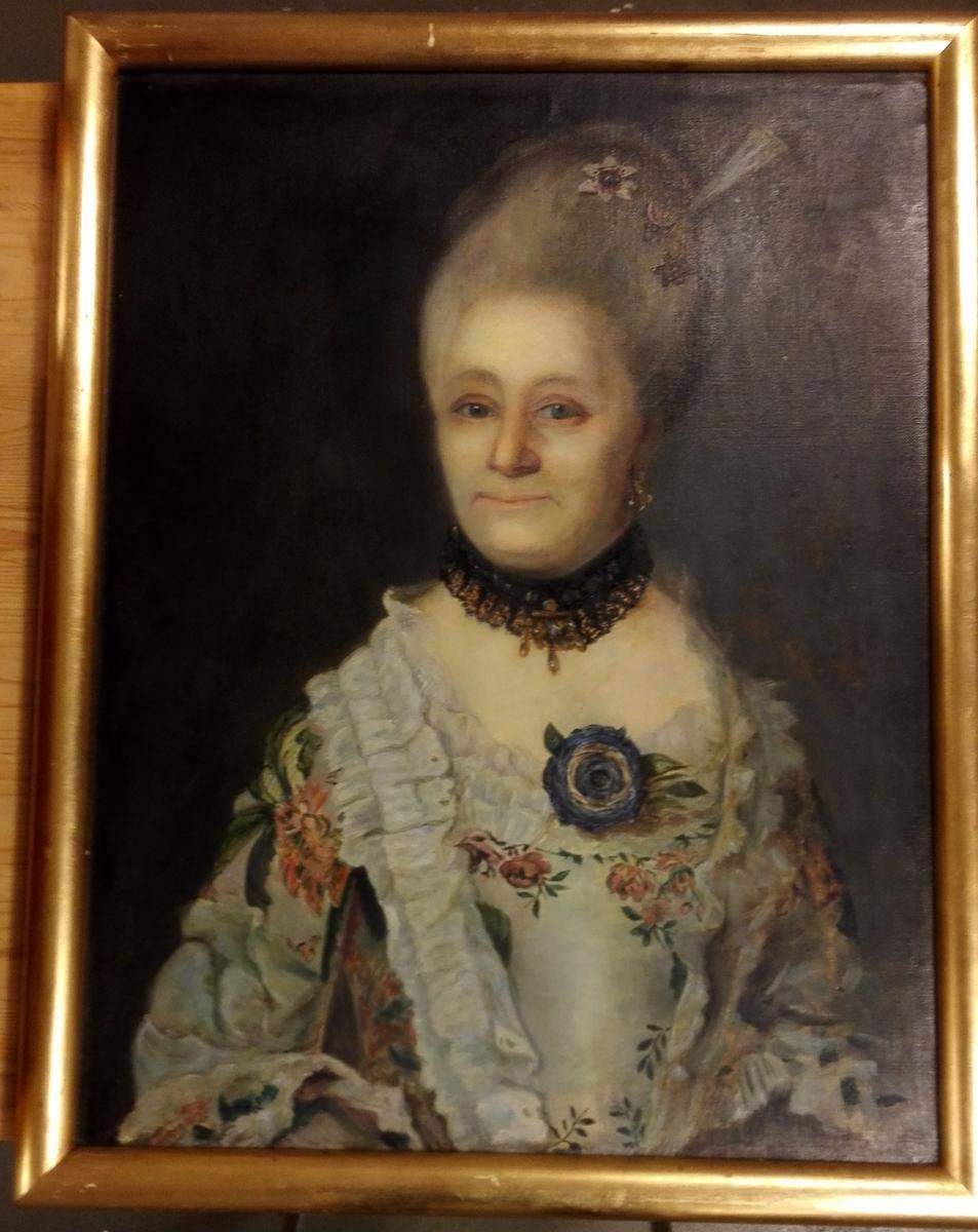Cathrine Elisabeth Daae, f. Knagenhjelm