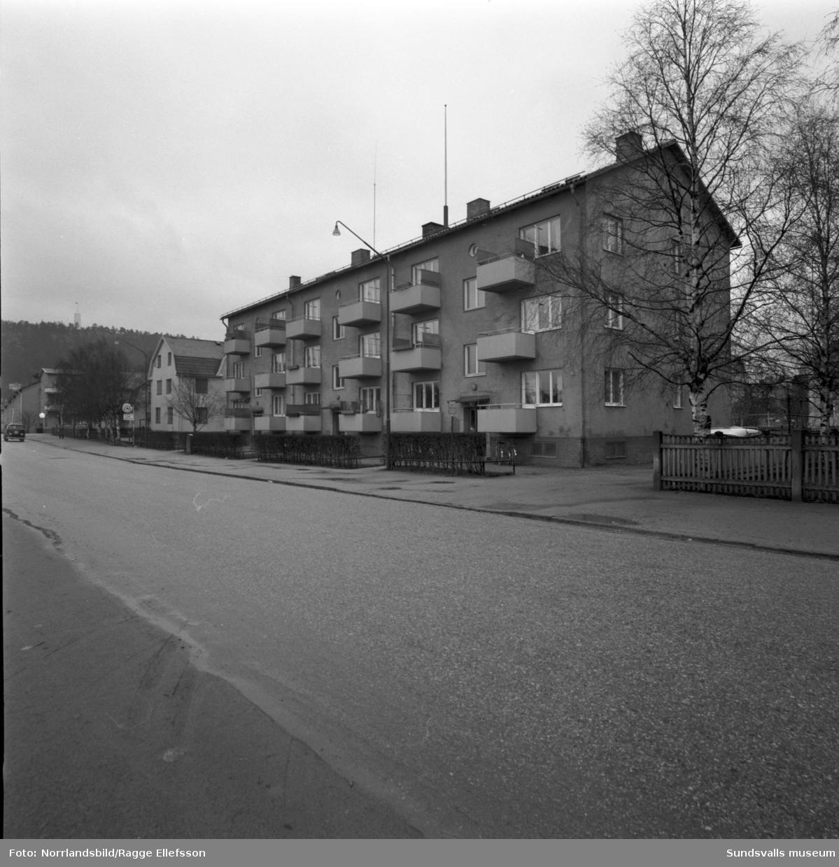 Dalgatan 9, flerfamiljshus.