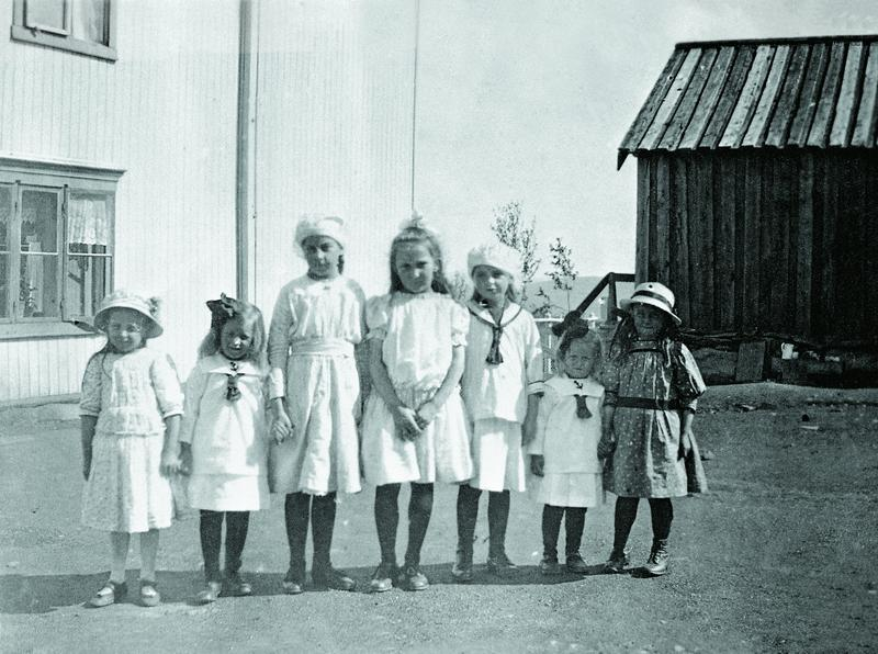 Kongens gruve ca 1918 (Foto/Photo)