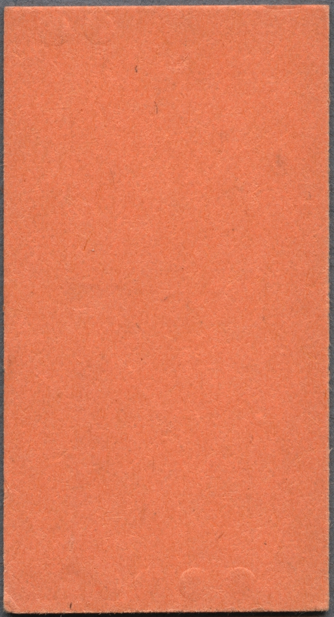 """Brun Edmonsonsk biljett med tryckt text i svart: """"SJ Persontåg HALV Enkel  """"Stockholm C-TULLINGE 1.60 2  Stämplas genast vid uppehåll"""". Ordet """"HALV"""" är inramat. Biljetten har datumet """"10.06.65"""" och """"Cst 2"""" stämplat i svart, högst upp. Längst ner står biljettnumret """"7658"""". Det finns lilafärgade siffror efter en stämpel.  Det finns en dubblett med annat biljettnummer än denna biljetten."""