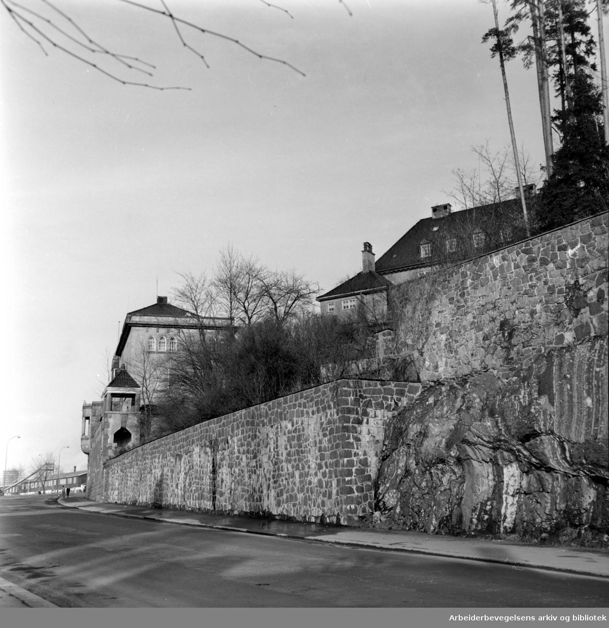 Brydevillaen, Kristinelundveien 22. April 1959
