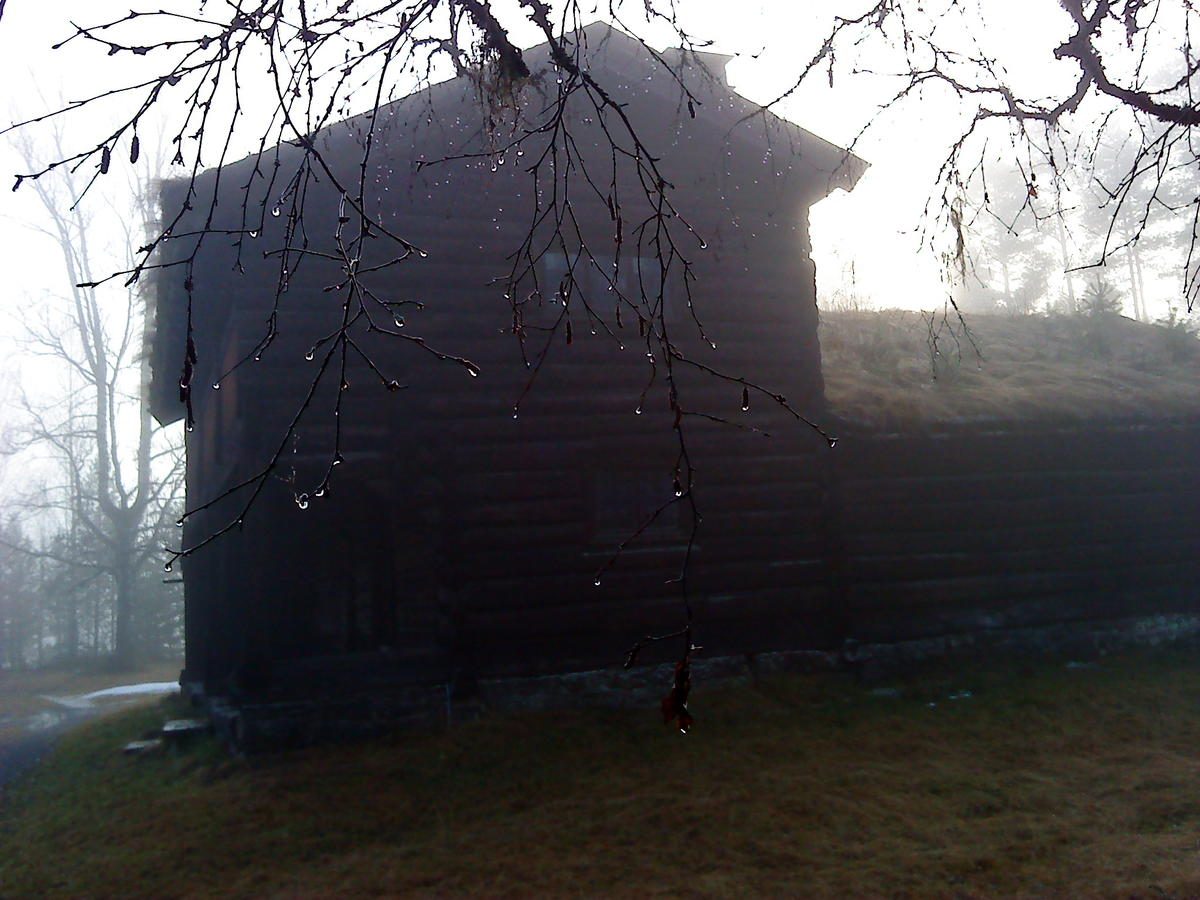 Senhøst ved Stemsrudstua (Foto/Photo)